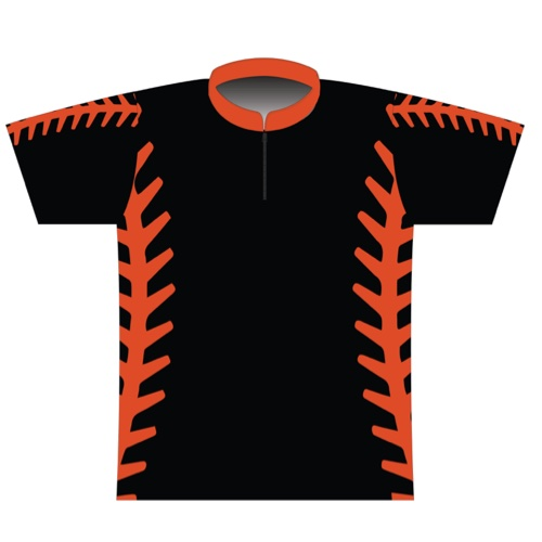 BBR Signature Dye Sublimated Jersey 006- Baltimore Stitching