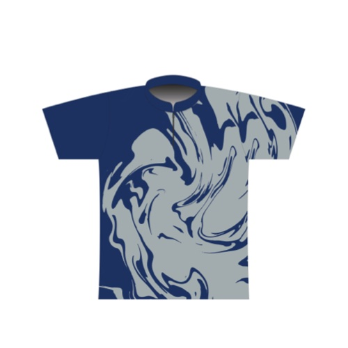 BBR Signature Dye Sublimated Jersey 045- San Diego Marble