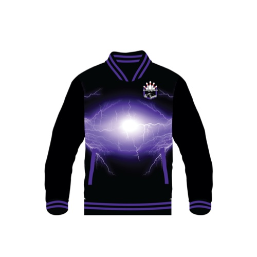 BBR EBG Dye Sublimated Satin Jacket 001