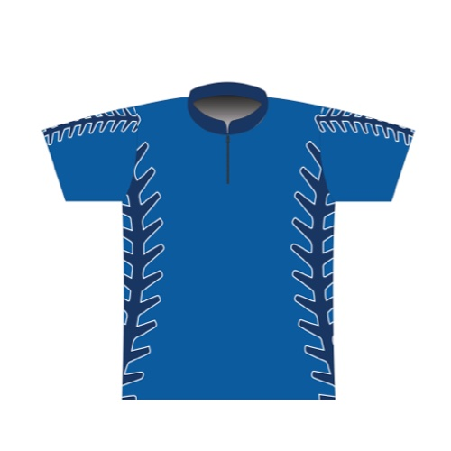 BBR Signature Dye Sublimated Jersey 028- Los Angeles D Stitching