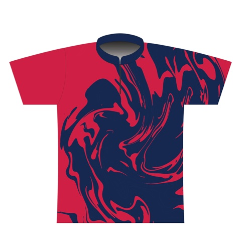 BBR Signature Dye Sublimated Jersey 003- Atlanta Marble