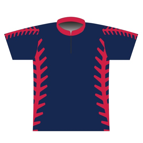 BBR Signature Dye Sublimated Jersey 004- Atlanta Stitching