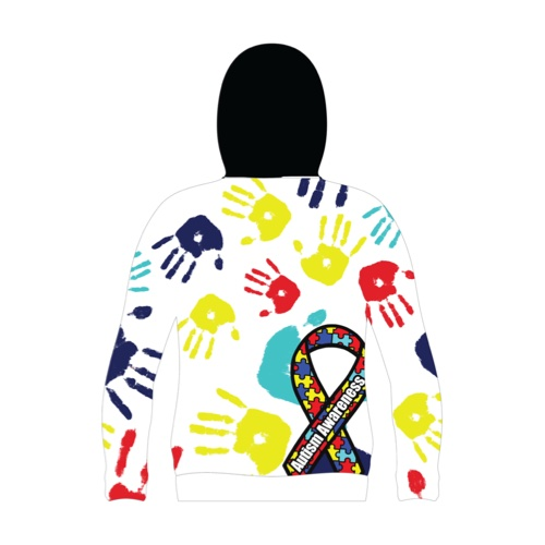BBR Awareness Dye Sublimated Hoodie 001