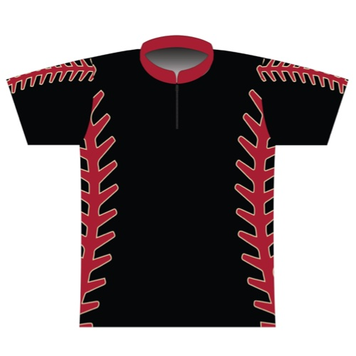 BBR Signature Dye Sublimated Jersey 002- Arizona Stitching