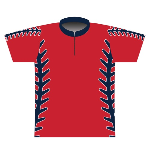 BBR Signature Dye Sublimated Jersey 008- Boston Stitching