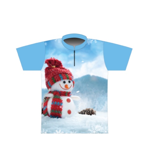 BBR Christmas Dye Sublimated Jersey 003