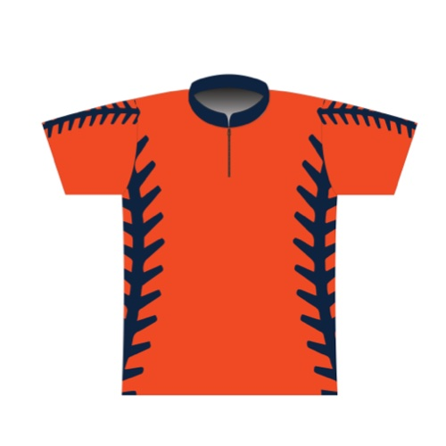 BBR Signature Dye Sublimated Jersey 020- Detroit Stitching