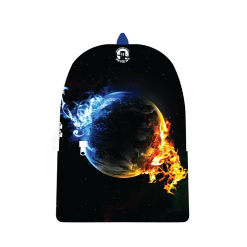 BBR Dye Sublimated Backpack 002