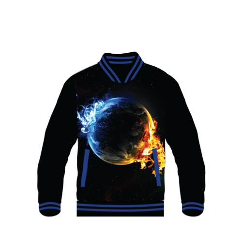 BBR Dye Sublimated Satin Jacket 002