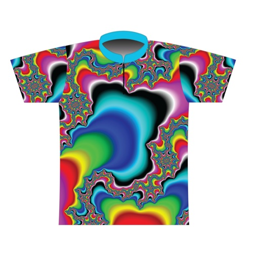 BBR Dye Sublimated Jersey 015