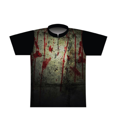 BBR Halloween Dye Sublimated Jersey 001