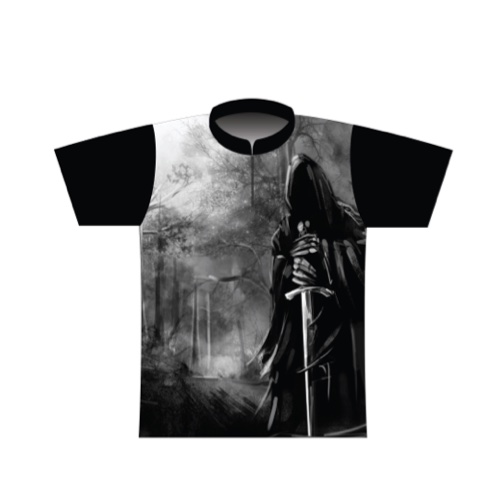 BBR Halloween Dye Sublimated Jersey 003