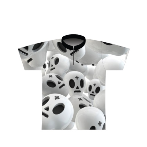 BBR Halloween Dye Sublimated Jersey 006
