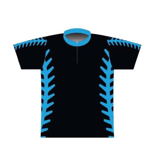 BBR Signature Dye Sublimated Jersey 030- Miami Stitching
