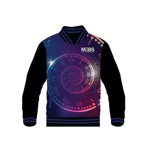 BBR MSBS Dye Sublimated Satin Jacket 001