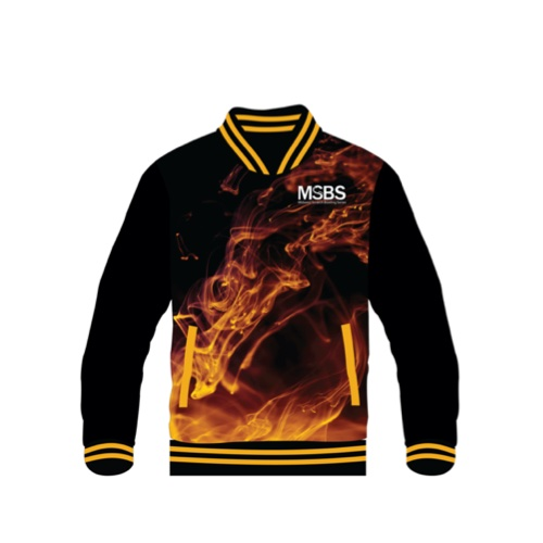 BBR MSBS Dye Sublimated Satin Jacket 002