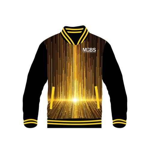 BBR MSBS Dye Sublimated Satin Jacket 005