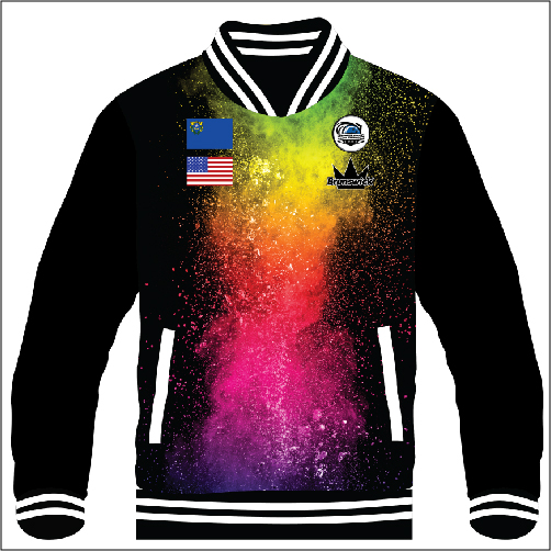 BBR NNSBT Dye Sublimated Satin Jacket 001