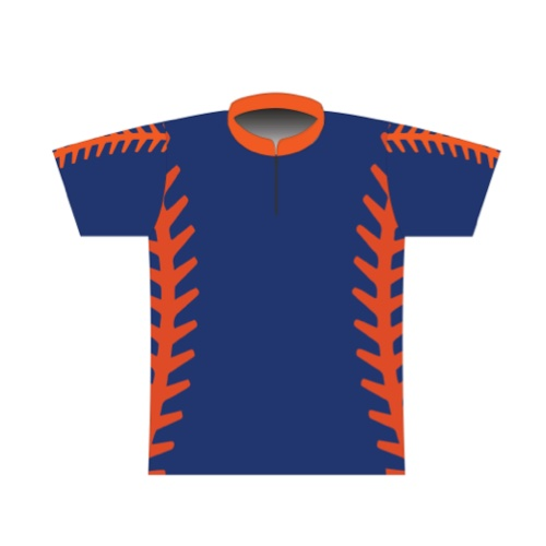 BBR Signature Dye Sublimated Jersey 036- New York M Stitching