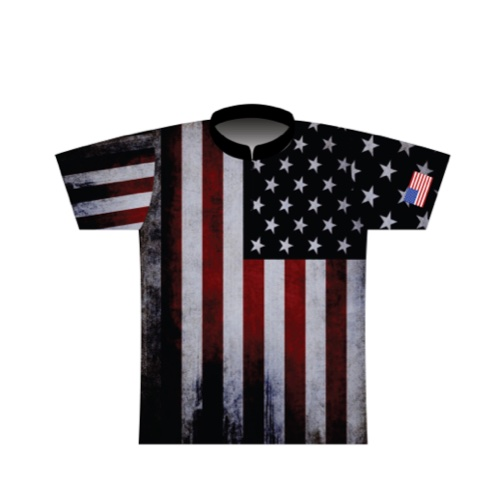 BBR Patriotic Dye Sublimated Jersey 001