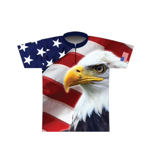 BBR Patriotic Dye Sublimated Jersey 002