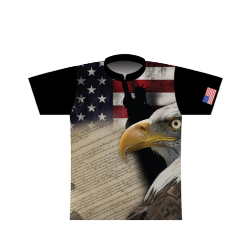 BBR Patriotic Dye Sublimated Jersey 005