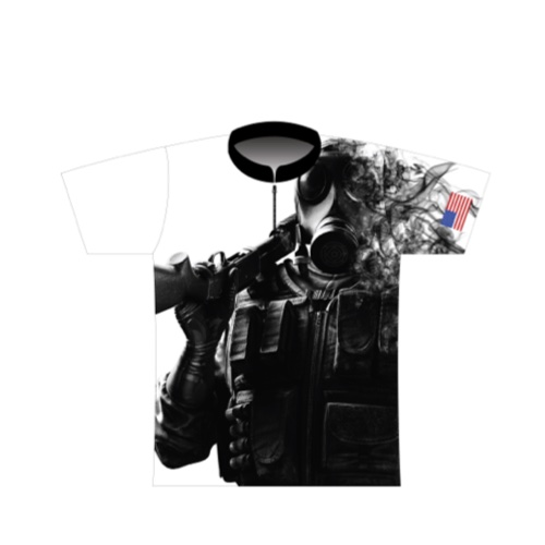 BBR Patriotic Dye Sublimated Jersey 006