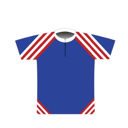 BBR Patriotic Dye Sublimated Jersey 008