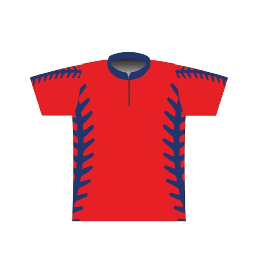BBR Signature Dye Sublimated Jersey 042- Philadelphia Stitching