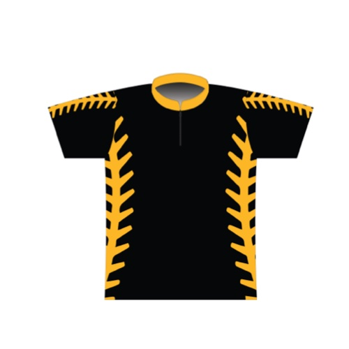 BBR Signature Dye Sublimated Jersey 044- Pittsburgh Stitching