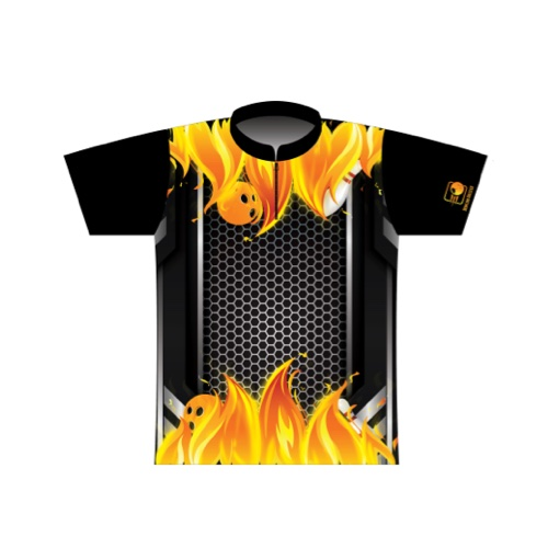 BBR Razzles Dye Sublimated Jersey 003