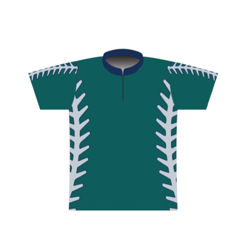 BBR Signature Dye Sublimated Jersey 052- Seattle Stitching