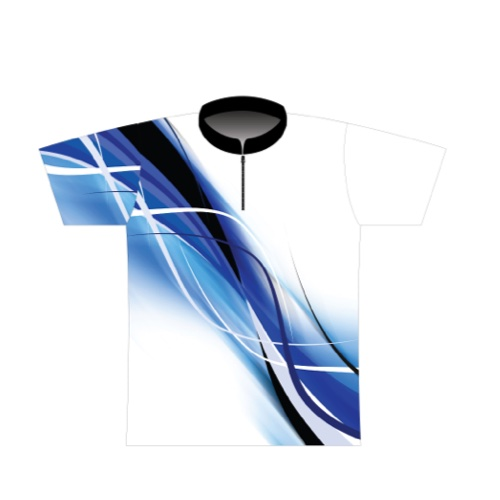 BBR World Elite Bowling Dye Sublimated Jersey 005