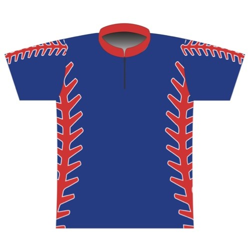 BBR Signature Dye Sublimated Jersey 010- Chicago C Stitching