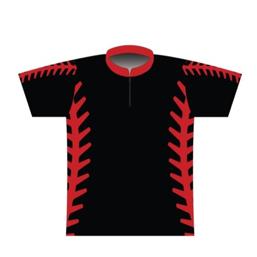 BBR Signature Dye Sublimated Jersey 014- Cincinnati Stitching