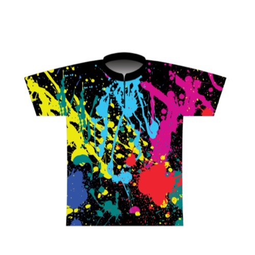 BBR World Elite Bowling Dye Sublimated Jersey 007